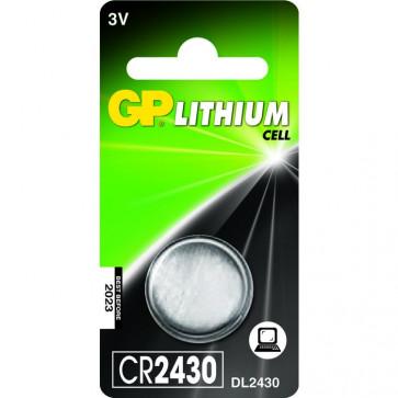 Klokkebatteri GP CR2430