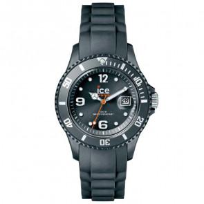 Klokkerem Ice Watch 001423 Gummi Grå