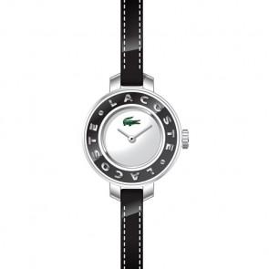 Lacoste klokkerem LC-15-3-14-0084 / 2000391 Lær Svart 6mm + søm svart