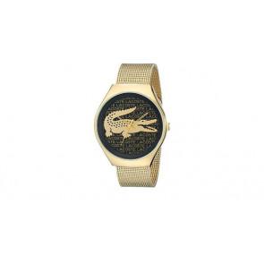 Lacoste klokkerem 2000873 / LC-71-3-34-2470 Metall Forgylt 18mm