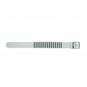 Lacoste klokkerem 2000892 / LC-84-3-14-2596 Silikon Grønn 18mm
