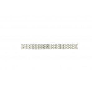 Mondaine klokkerem A629-30341-16 / BM20032 Metall Sølv 16mm