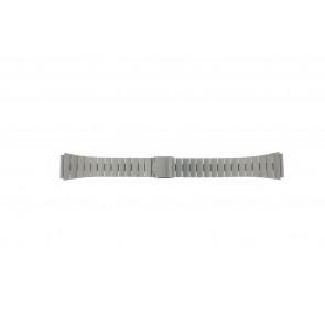 Klokkerem 41020-1-18 Metall Sølv 18mm