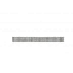 Klokkerem 551129-18 Metall Sølv 18mm
