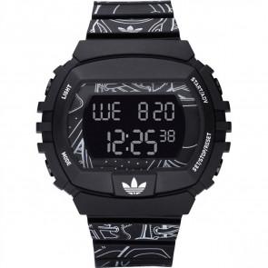 Klokkerem Adidas ADH6096 Plast Svart