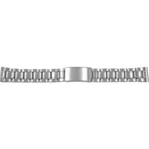 Klokkerem CMA54-18 Metall Sølv 18mm