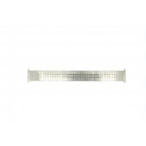 Klokkerem EC113 Metall Sølv 18mm