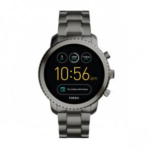 Fossil FTW4001 Q Explorist horloge Digitalt Menn Digital Smartwatch