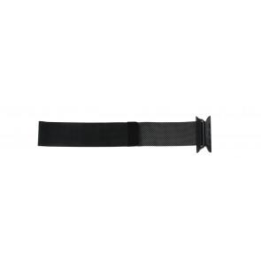 Apple (erstatning modell) klokkerem LS.AB.108 Stål Svart 42mm
