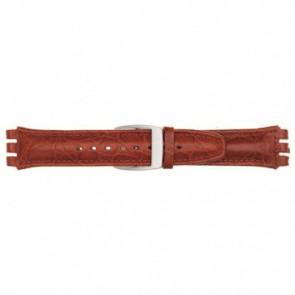 klokkerem for Swatch rød 19mm 07M