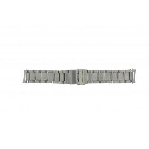 Klokkerem QQ22RHZIL Metall Sølv 22mm