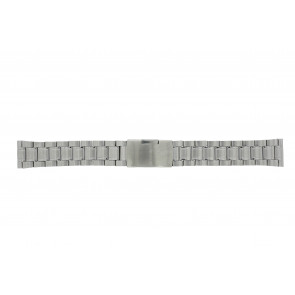 Other brand klokkerem ST20Z Metall Sølv 20mm