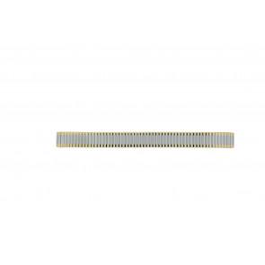 Klokkerem Bicolor-14 Haka-Flex Metall Bi-farge 14mm