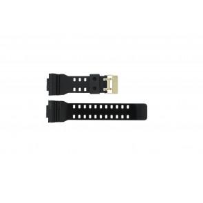 Casio klokkerem A-110GB-1A Gummi Svart 16mm