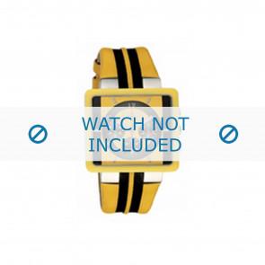Dolce & Gabbana klokkerem DW0063 Lær Gul