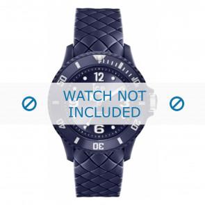 Ice Watch klokkerem 007271 Lær Blå 20mm + standard sømmer