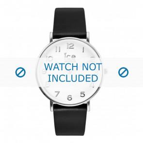 Ice Watch klokkerem 001502 / CT.BSR.36.L.16 Lær Svart 18mm