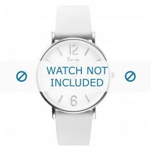 Ice Watch klokkerem CT.WSR.36.L.16 Lær Hvit 18mm