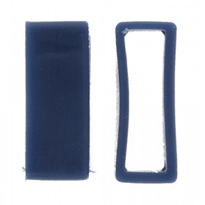 klokkerem holder Gummi blå 24mm