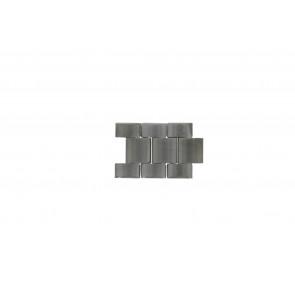 Fossil FS4662 Lenker Stål Sølv 22mm (3 stk)