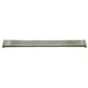 Klokkerem V53F Metall Sølv 18mm