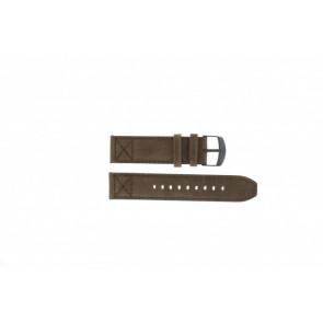 Timex klokkerem T49986 Lær Brun 22mm