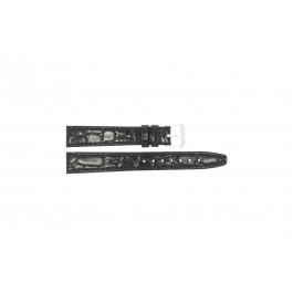 Klokkerem Condor 082R.01 Lær Svart 10mm