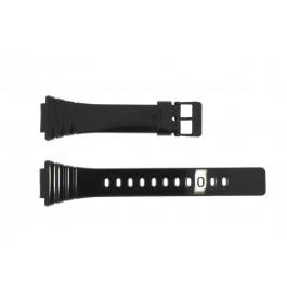 Klokkerem Casio W-215H-1A / W-215H Plast Svart 18mm