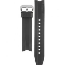 Klokkerem Casio 10440282 / EFM-502-1A3V Plast Svart 20mm
