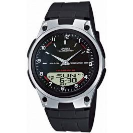 Klokkerem Casio AW-80 / AW82 Plast Svart 18mm