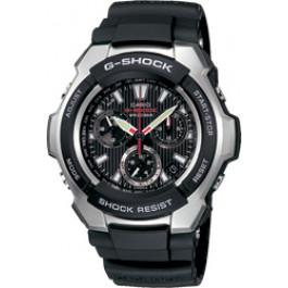Klokkerem Casio G-1000 / G-1010 / G-1100 / G-1200 / G-1250 / G-1500 Plast Svart 26mm