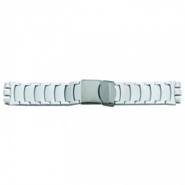 Klokkerem alternativ som passer for Swatch 1079 Aluminium Stål 17mm