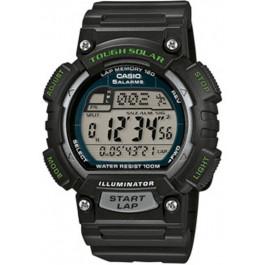 Klokkerem Casio STL-S100H-2AVEF Plast Svart 18mm