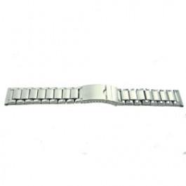 Klokkerem YI24 Metall Sølv 24mm