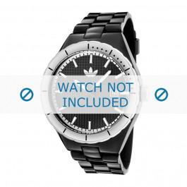 Klokkerem Adidas ADH2031 Silikon Svart 16mm