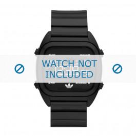 Klokkerem Adidas ADH2726 Silikon Svart 22mm