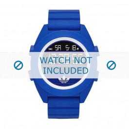 Klokkerem Adidas ADH2910 Silikon Blå 24mm
