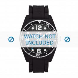 Klokkerem Adidas ADH6151 Gummi Svart 22mm
