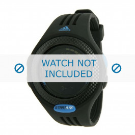 Adidas klokkerem ADP3086 Gummi / plast Svart