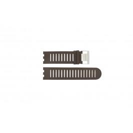 Klokkerem Alessi AL14001 Lær Brun 25mm
