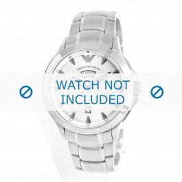 Armani klokkerem AR0633 Metall Sølv 23mm