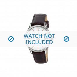 Breil klokkerem TW1556 / F660015413 Lær Brun 19mm + søm brun