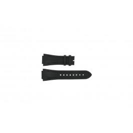 Breil klokkerem BW0397 Lær Svart 18mm