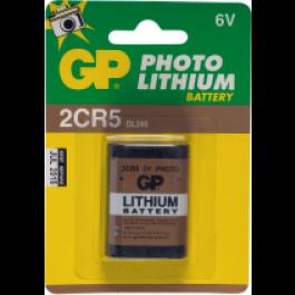 GP Andre batterier Batteri 2CR5 / DL245 - 6v