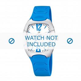 Calypso klokkerem K5161-8 Gummi / plast Blå lett 11mm