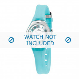 Calypso klokkerem K5163-D Gummi / plast Turkis