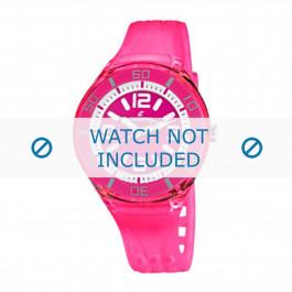 Calypso klokkerem K5588/4  Gummi / plast Rosa
