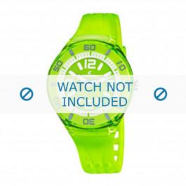 Calypso klokkerem K5588/7  Gummi / plast Grønn