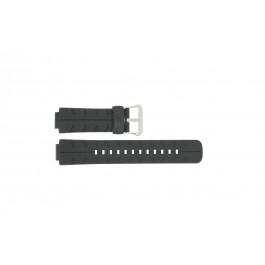Klokkerem Casio G-350L / G-300 / 10188556 Plast Svart 16mm