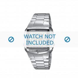 Klokkerem Casio DB-360N-1AEF / DB-360N-1A / 10334579 Stål Stål 18mm